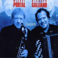 Michel Portal & Richard Galliano: Concerts